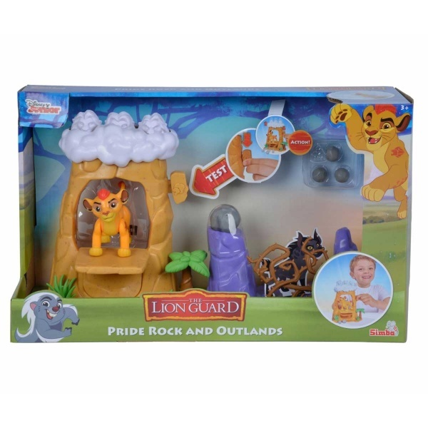 Lion Guard Oyun Seti