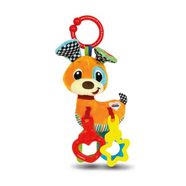 Baby Clementoni Çıngırak Peluş Köpek