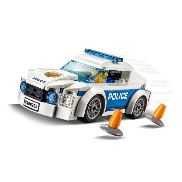 Lego City Police Polis Devriye Arabasi 60239 Toyzz Shop