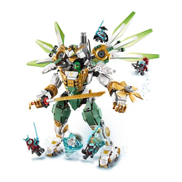 Lego Ninjago Lloyd Un Titan Robotu 70676 Toyzz Shop