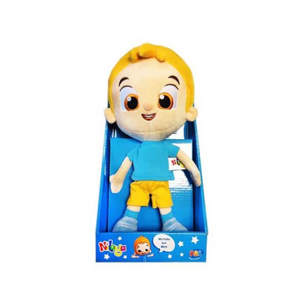 Mete Peluş Bebek 30 cm.