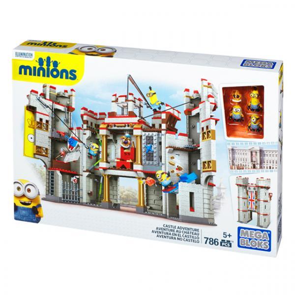 Mega Bloks Minions Muhteşem Kule