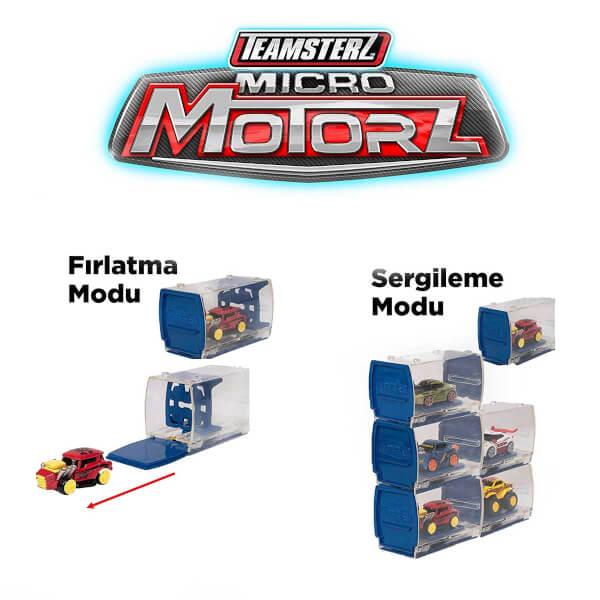 Teamsterz Micro Motorz Araba