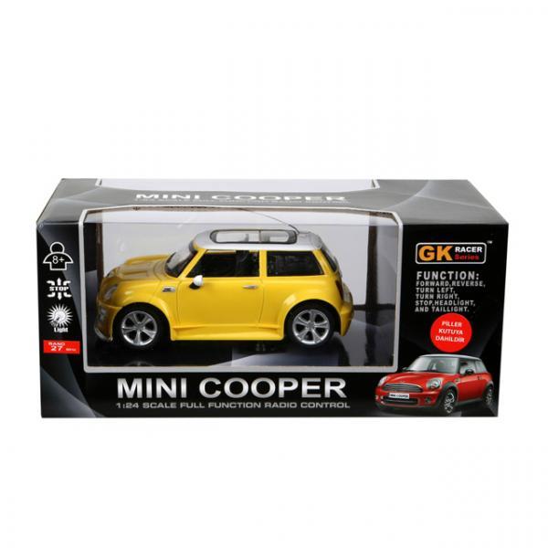 1:24 Uzaktan Kumandalı BMW Mini Cooper