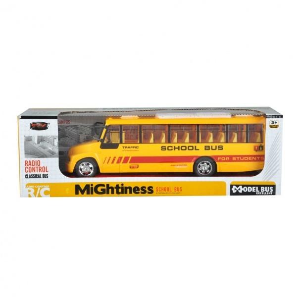 Uzaktan Kumandalı Işıklı Okul Otobüsü