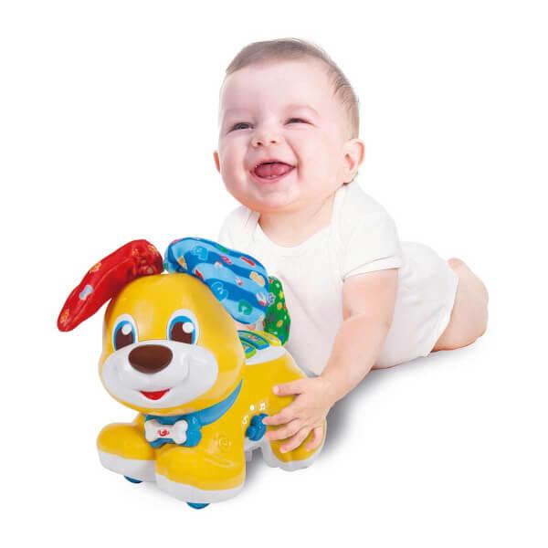 Baby Clementoni Sevimli Köpekçik