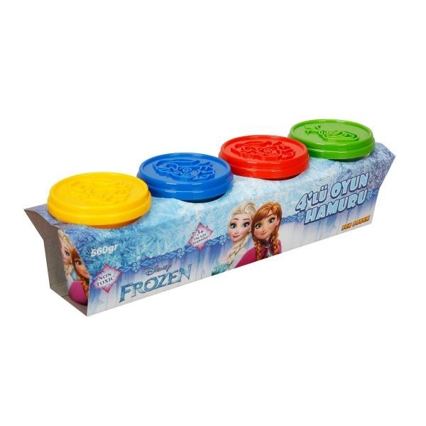 Fun Dough Frozen 4'lü Oyun Hamuru