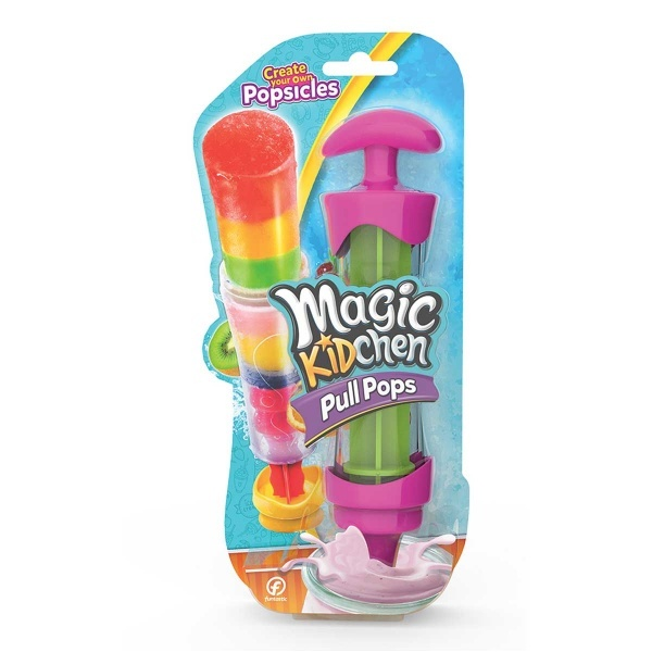 Pull Pops Kendi Dondurmanı Yap