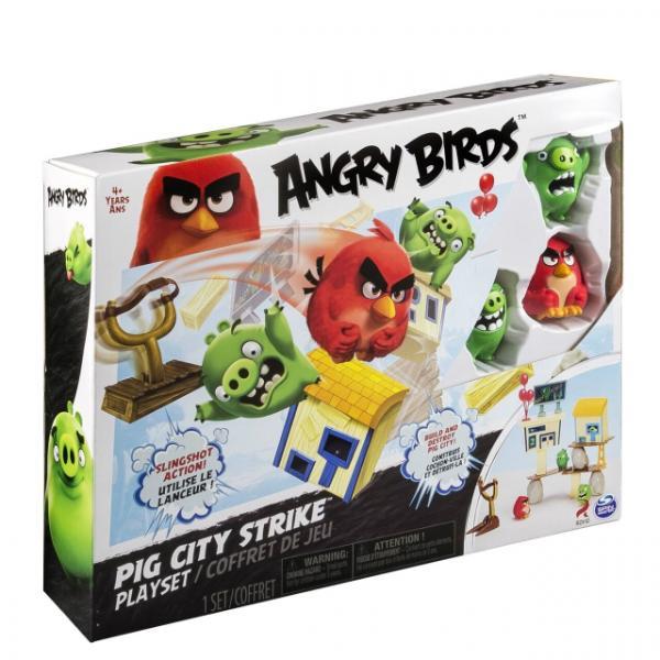 Angry birds oyun seti - Jeu info angry birds ...