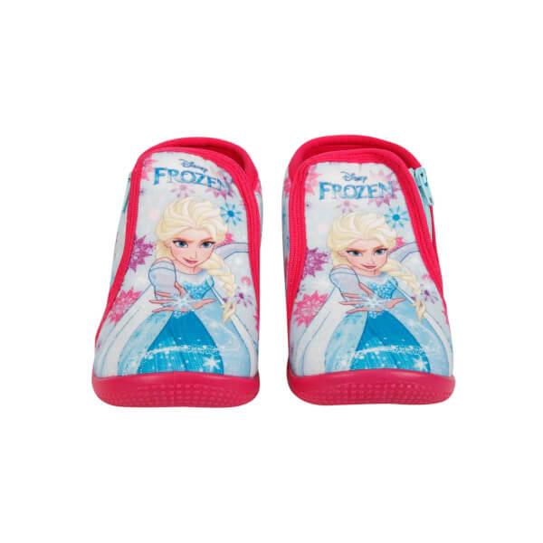 Frozen Elsa Fermuarlı Panduf 26-29