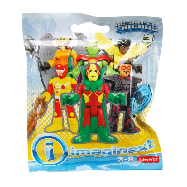 Imaginext DC Super Friends Batman Mini Figür Sürpriz Paket DMY00