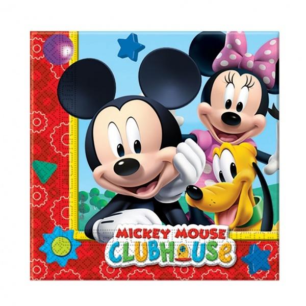 Mickey 20'li Peçete
