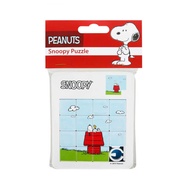 Snoopy Puzzle