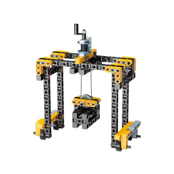 Bilim Seti : Mekanik Laboratuvarı Vinç Ekipmanları