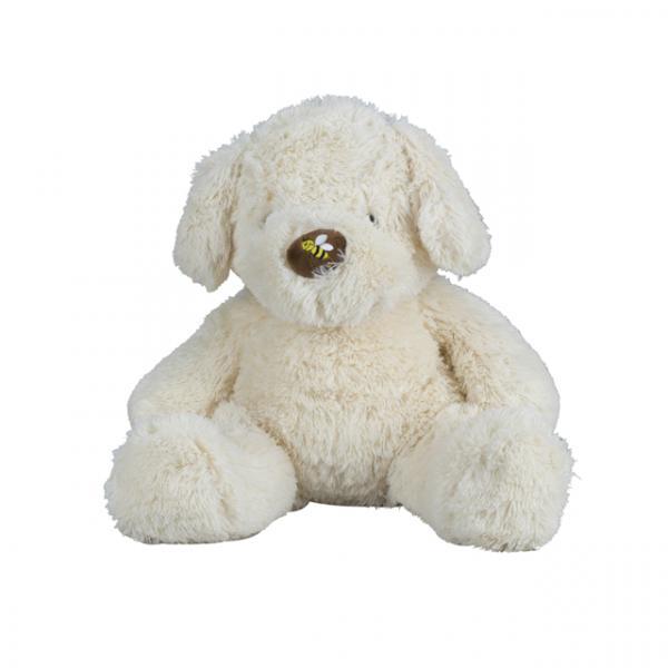 Peluş Köpek Fularlı Arı 40 cm