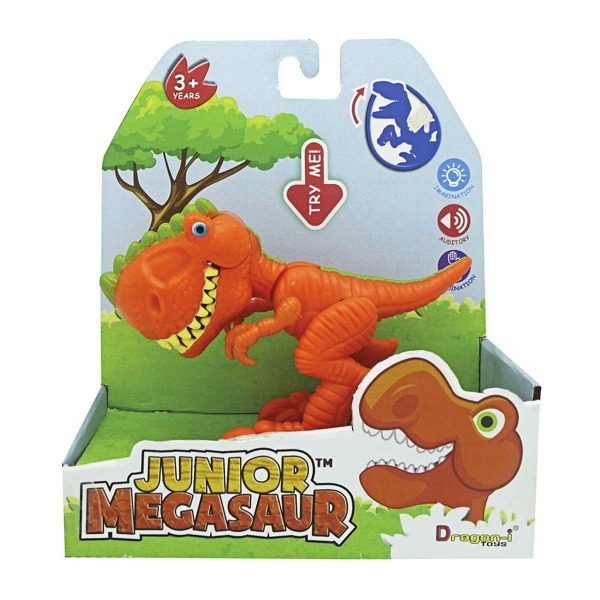 Mini Junior Megasaur Dinozor