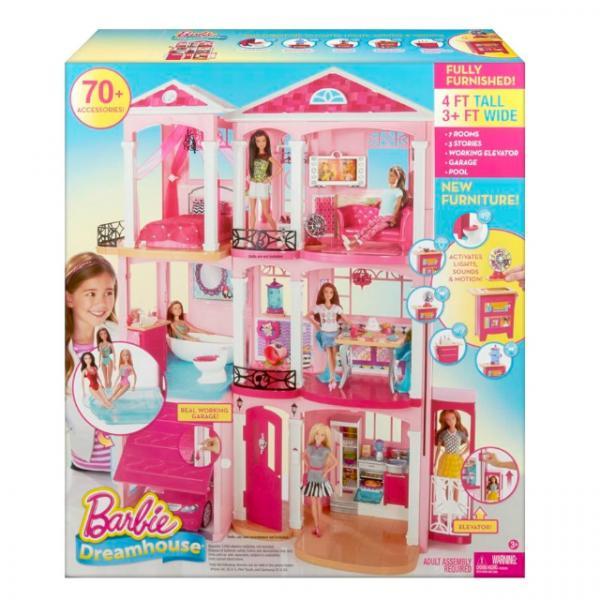 Barbie'nin Rüya Evi