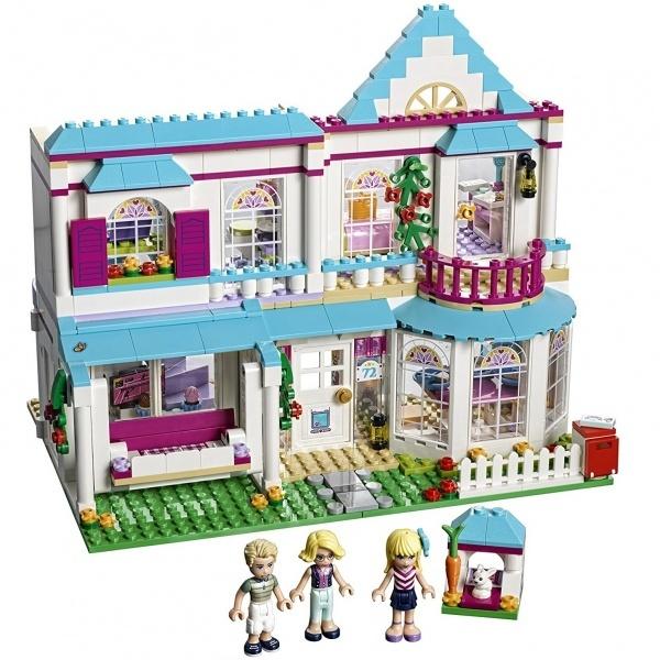 LEGO Friends Stephanie'nin Evi 41314