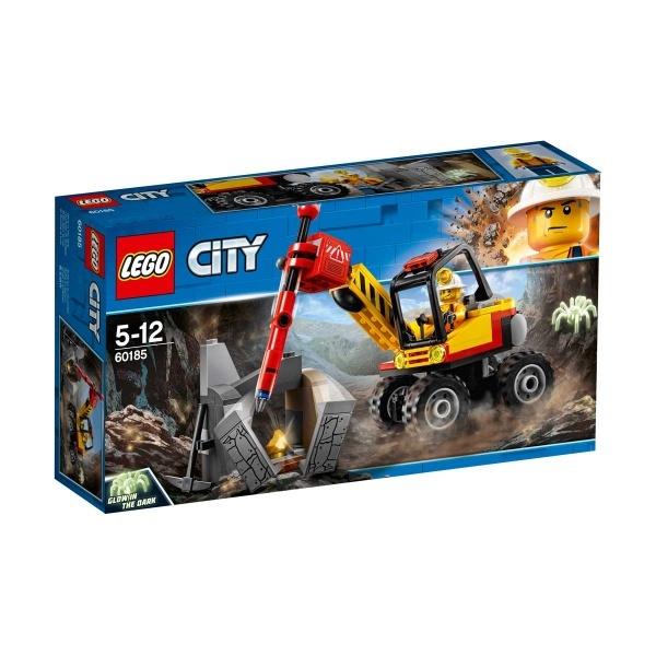 LEGO City Güçlü Maden Delicisi 60185