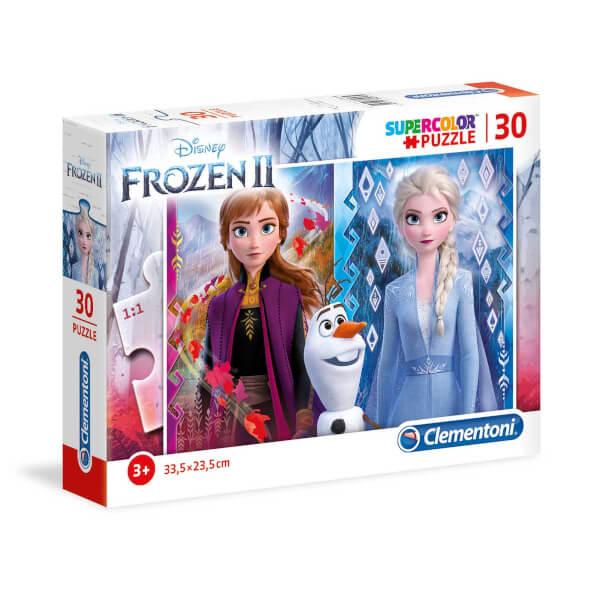 30 Parça Puzzle : Frozen 2