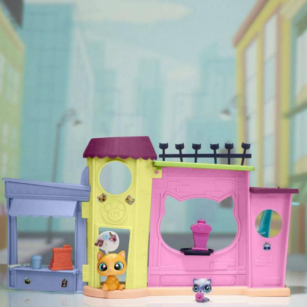 Littlest Pet Shop Miniş Kafe