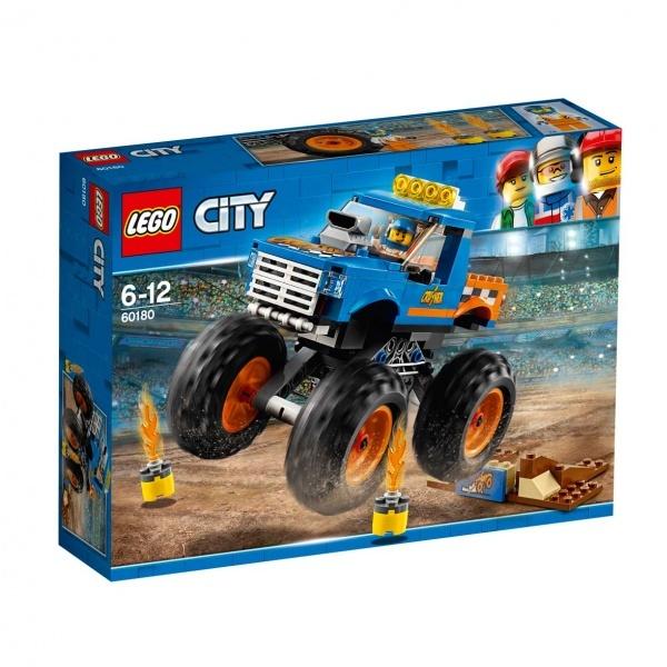 LEGO City Canavar Kamyon 60180