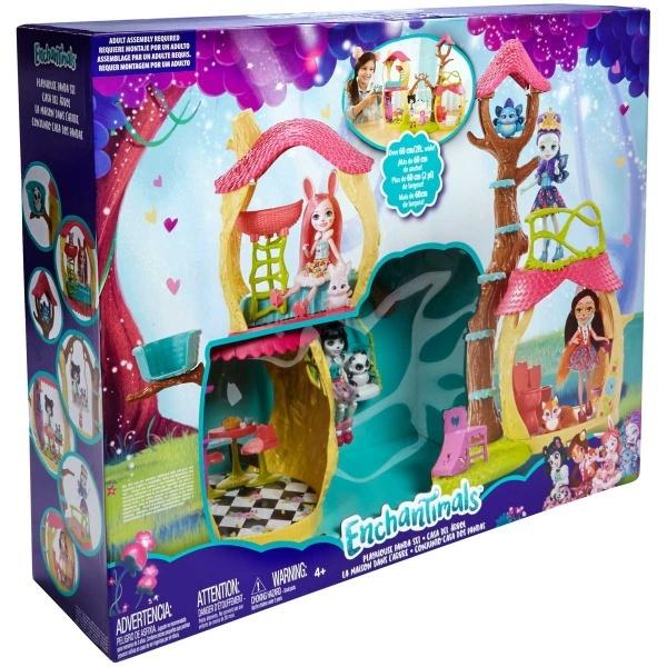Enchantimals Panda'nın Oyun Evi FNM92