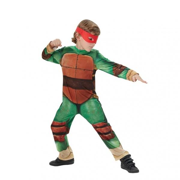 Ninja Turtles Kostüm M Beden