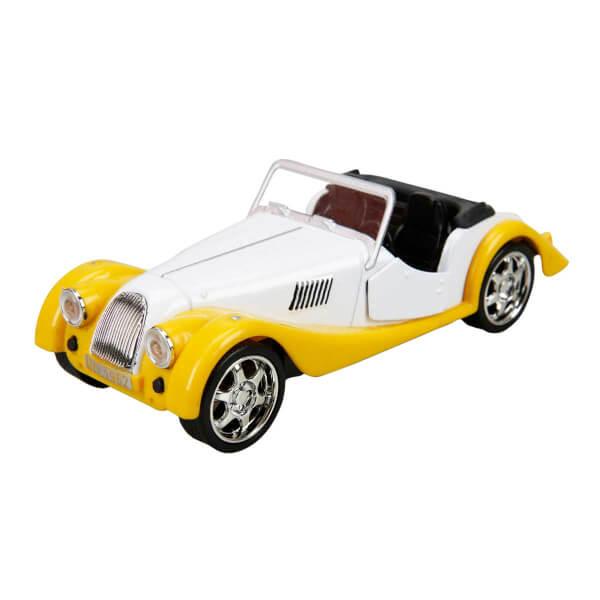 Maxx Wheels Sesli ve Işıklı Model Arabalar 13 cm.