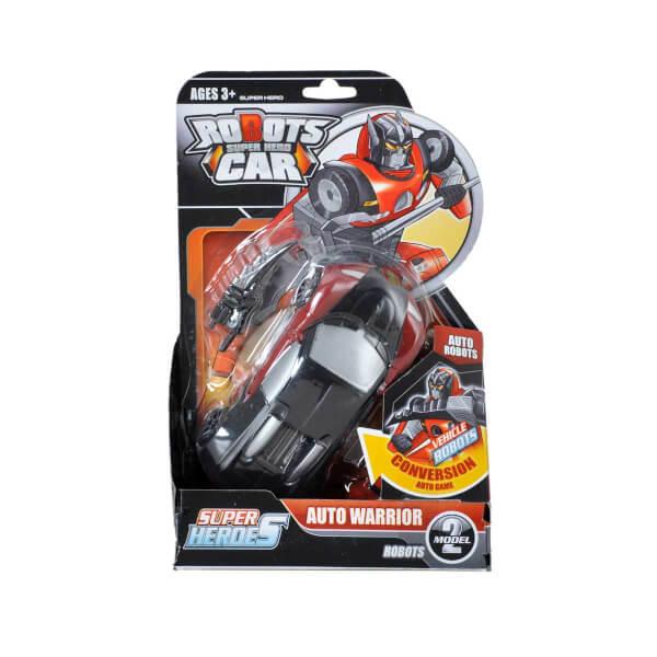 Robot Transformer 16 cm.