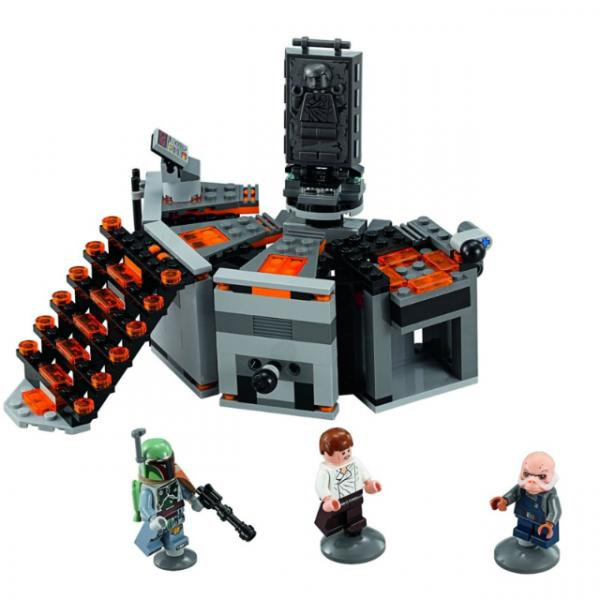 LEGO Star Wars Karbon Dondurma Odası 75137