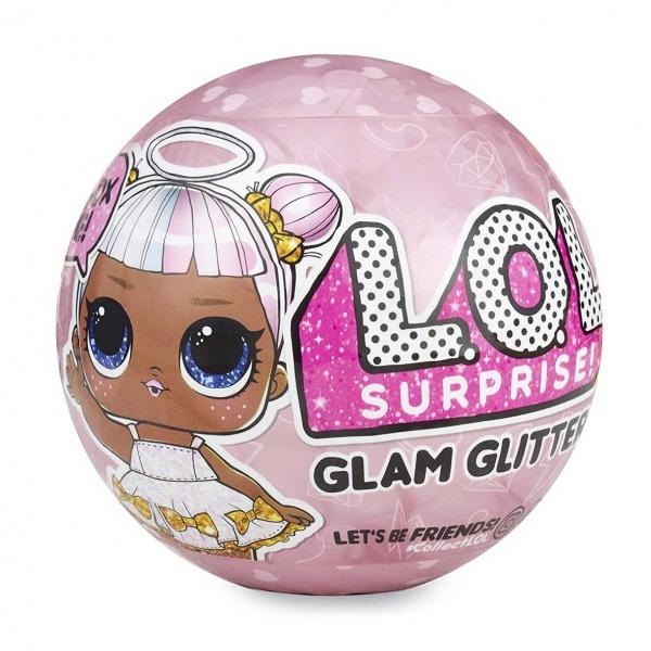 L.O.L Sürpriz Glam Glitter Simli Bebekler Seri 2