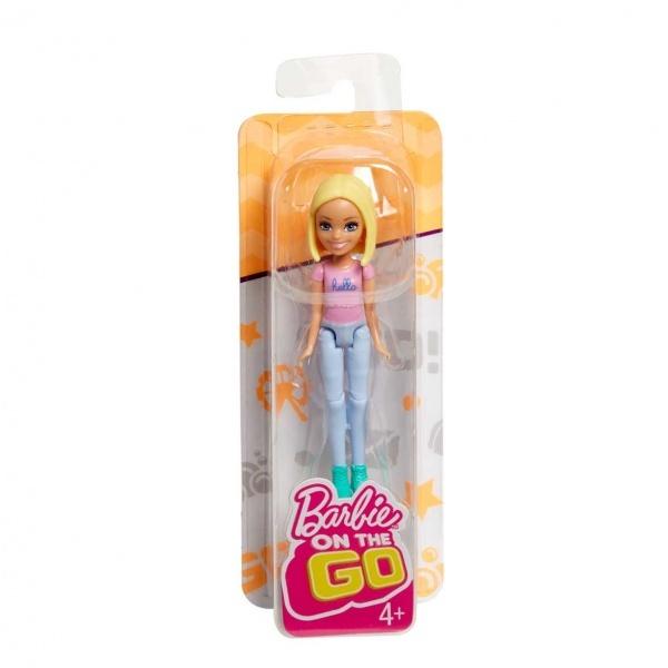 Barbie Hep Yanımda Bebek Serisi FHV55