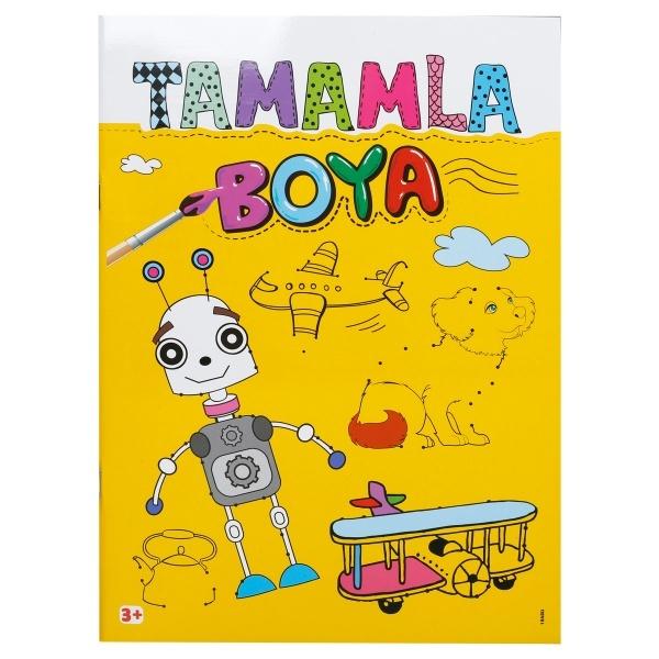 Tamamla Boya