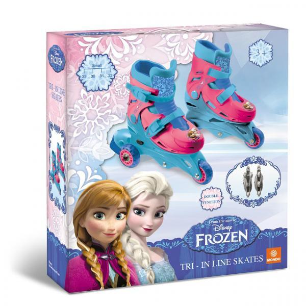 Frozen Inline 3 Teker Paten