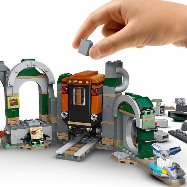 LEGO Hidden Side Newbury Metrosu 70430