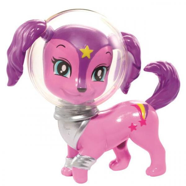 Barbie Uzay Macerası Galaksinin Sevimli Hayvanları