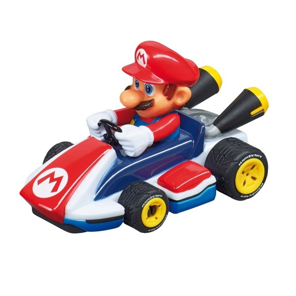 Carrera Mario Kart Yarış Seti