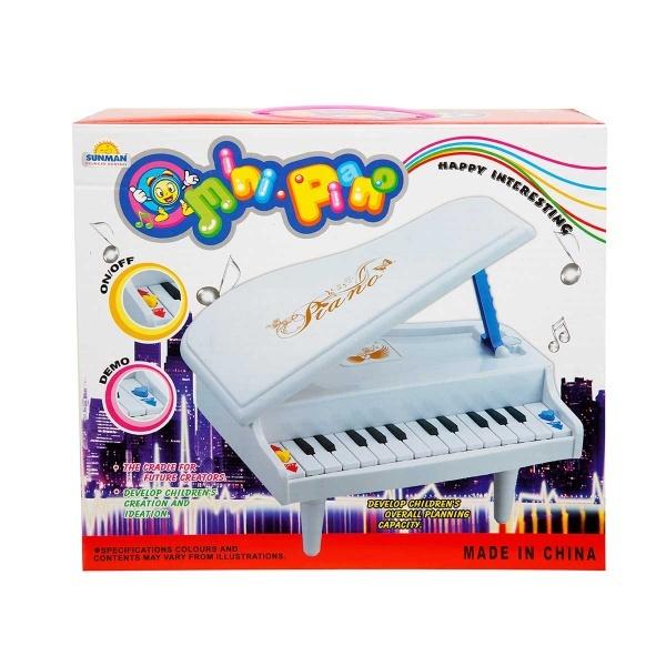 Işıklı Piyano 24 Tuşlu