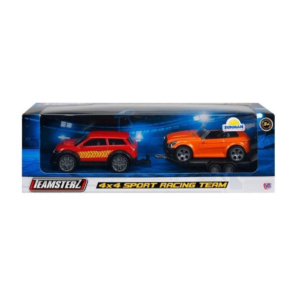 4x4 Spor Yarış Arabası