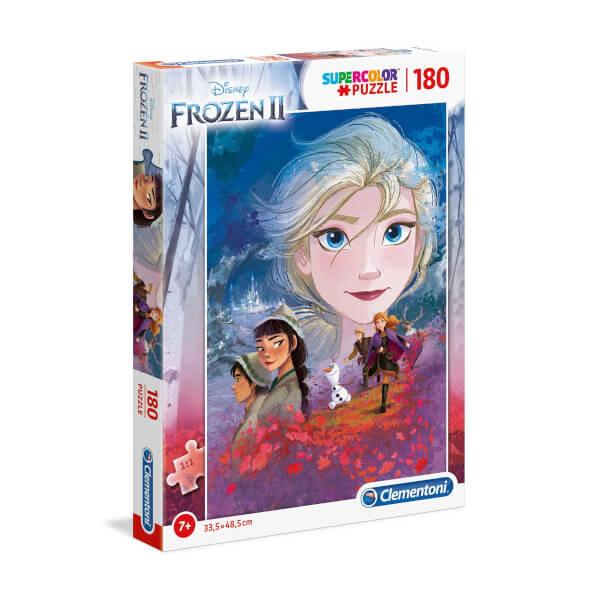 180 Parça Puzzle : Frozen 2