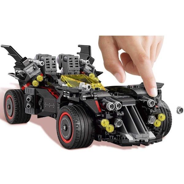 LEGO Batman Muhteşem Batmobil 70917