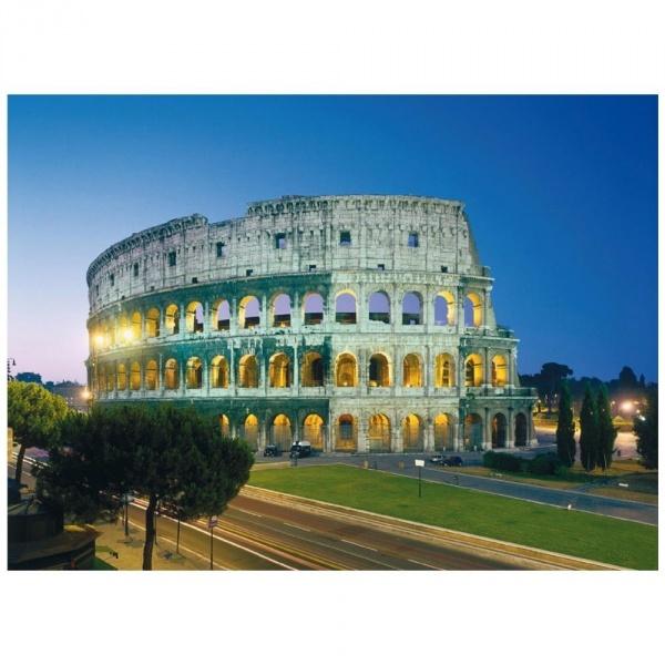 1000 Parça Puzzle : Roma Colosseo