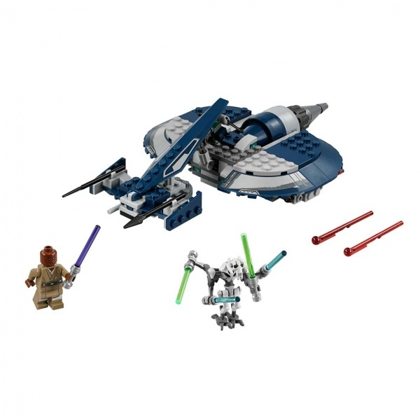 LEGO Star Wars General Grievous - Combat Speeder 75199