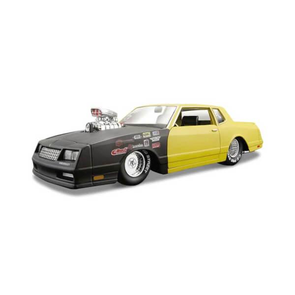 1:24 Maisto Chevrolet Pro Rodz 1986 Model Araba