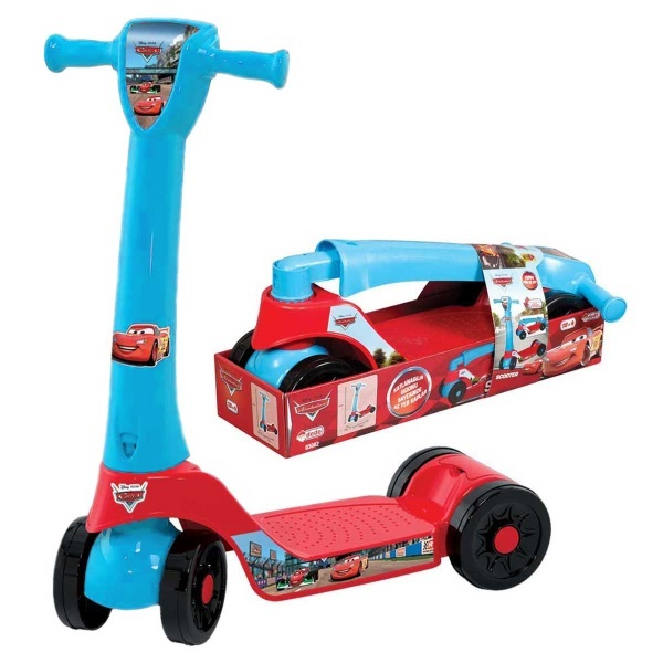 Cars 4 Tekerlekli Scooter