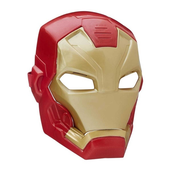 Avengers Iron Man Elektronik Maske Toyzz Shop