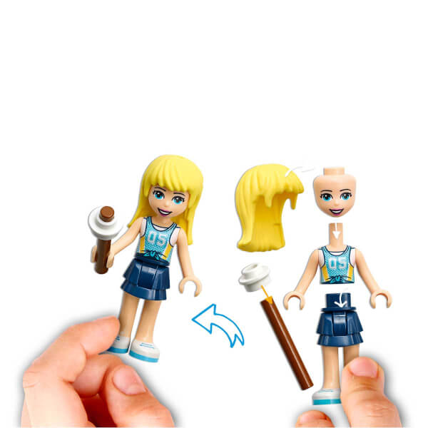 LEGO Friends Stephanie'nin Jipi 41364