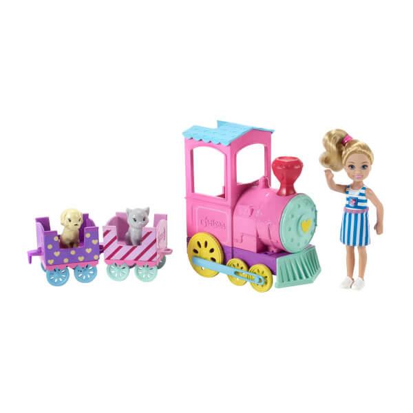 Barbie Chelsea Ve Sevimli Treni Frl86 Toyzz Shop