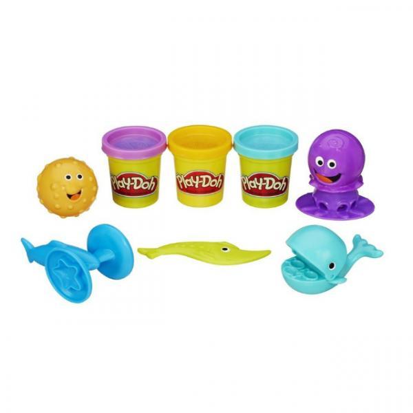 Play Doh Okyanus Seti